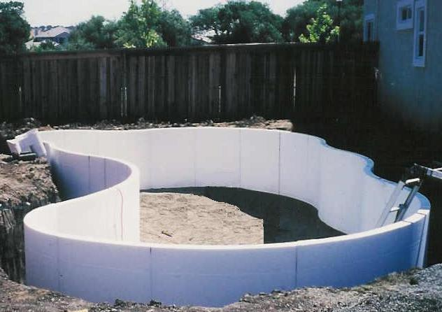 Cheapest inground pool kits joy studio design gallery for Icf pool construction